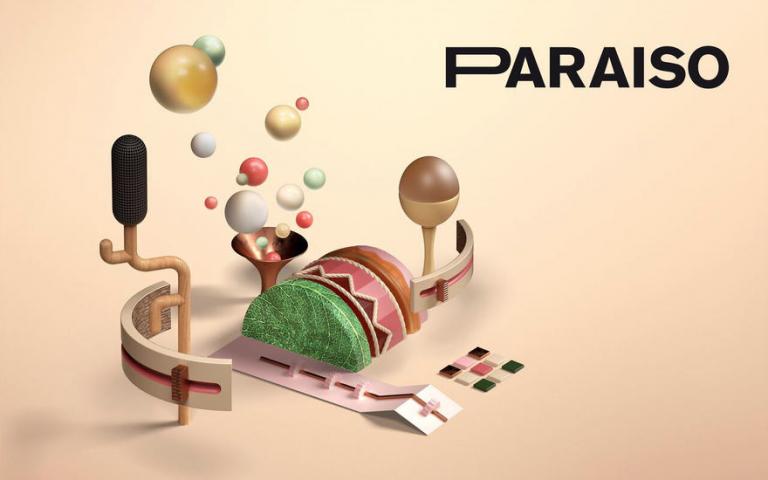 Paraíso – Música electrónica y otras artes