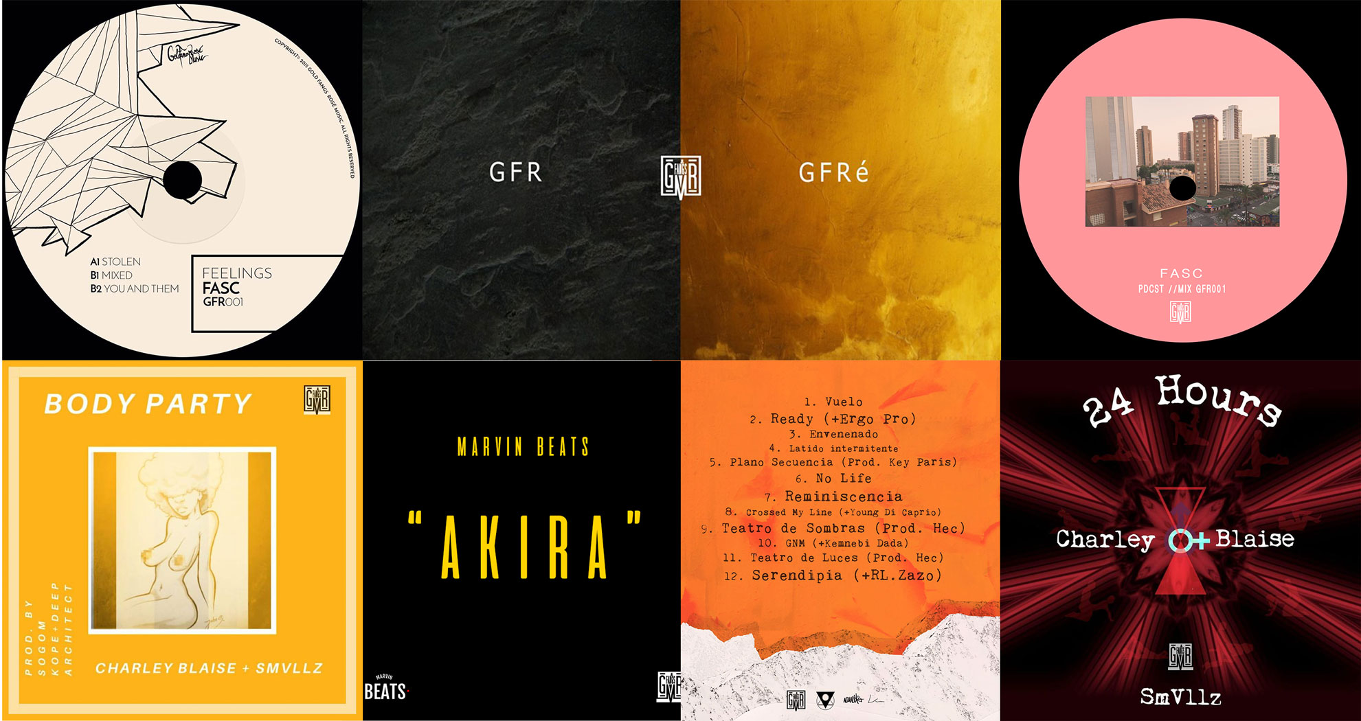 """Somos fieles a nuestro lema definitorio """"Music Label of creative sounds and culture"""" – Goldfangs Rosé"""
