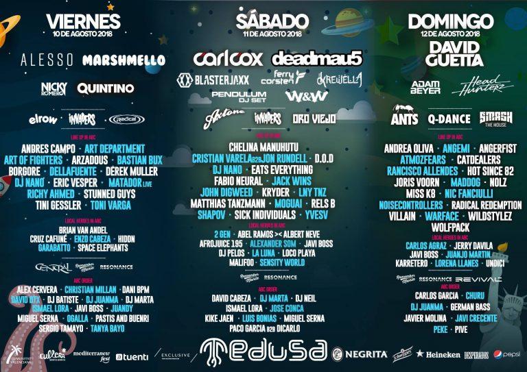 Arranca el Medusa Festival